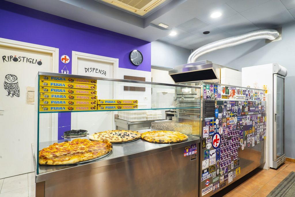 Pizza Bomba - pizzeria Antella