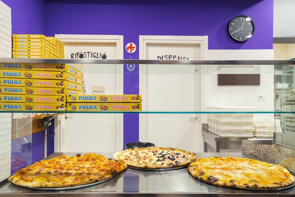 pizza a domicilio a Firenze Sud